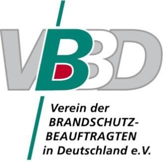 Logo des Vereins der Brandschutz-Beauftragten in Deutschland e. V.