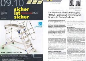 Brandschutz Trümner - Die Psychosoziale Notfallversorgung