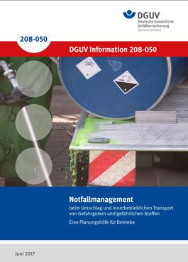DGUV – Notfallmanagement
